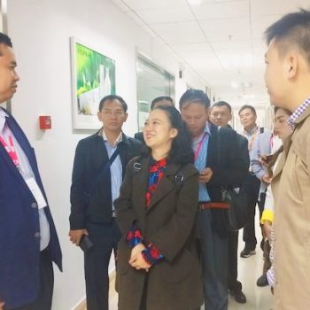 Somany Prum visited Tentamus Haikou
